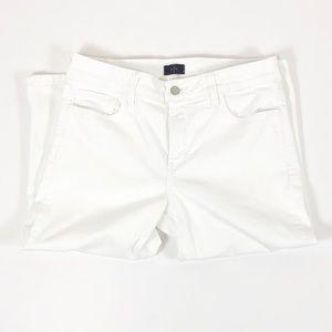 NYDJ Hayden Stretch Crop Petite Jeans  10